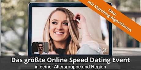 NRWs größtes Online Speed Dating Event (40 - 55 Jahre) Tickets