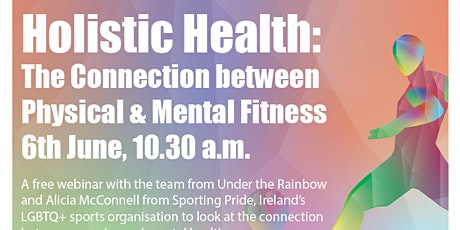 Holistic Health: The Connection between Physical & Mental Fitness tickets