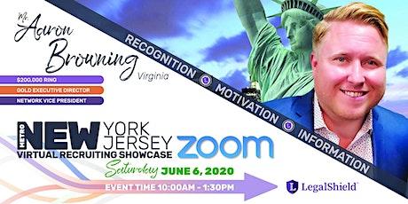 NJ & NY VIRTUAL SHOWCASE EVENT!! tickets