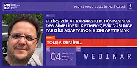 PMI TR Profesyonel Gelişim Aktivitesi- 4  Haziran  2020 - WEBINAR tickets