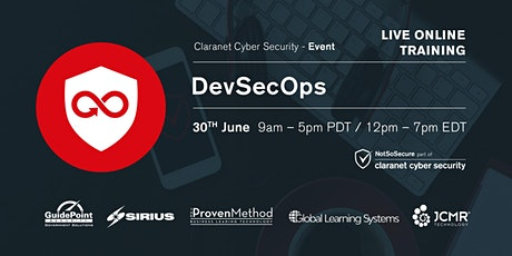DevSecOps Live Online Training tickets