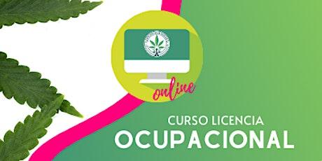 (ONLINE) Curso Licencia Ocupacional entradas
