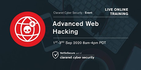 Advanced Web Hacking - Live Online Training USA tickets