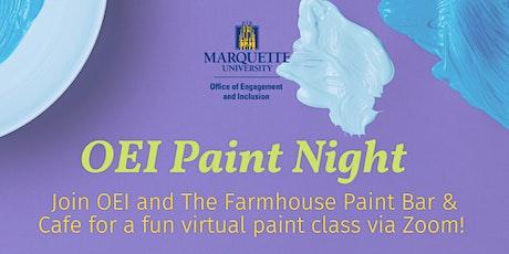 OEI Paint Night tickets