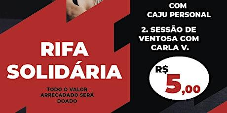 Rifa Solidária - FITNESS entradas