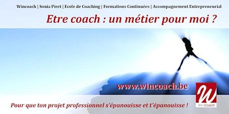 Devenir coach : un métier pour moi ? billets