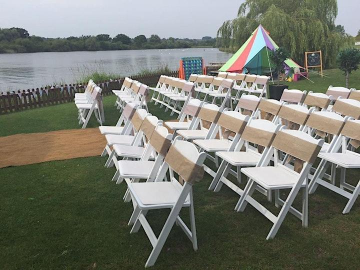 Grendon Lakes Spring Wedding Fair 2021 (Socially Distanced ) image