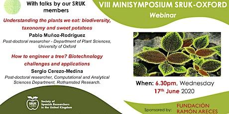 VIII Minisymposium SRUK Oxford tickets