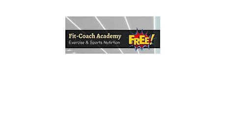 Fit Coach Academy: Thursday tickets