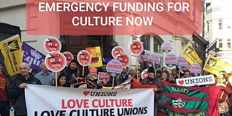 Emergency funding for  Culture tickets