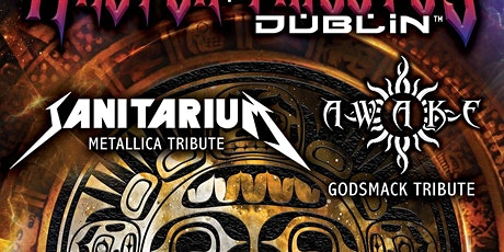 Tribute Night - Metallica and Godsmack Tributes tickets