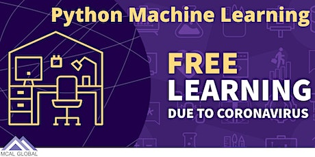 Python Machine Learning Training tickets