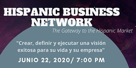 Hispanic Business Network- Online Monthly Meeting tickets