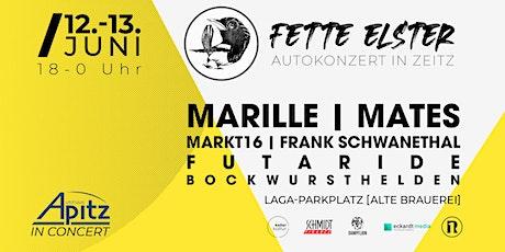 FETTE ELSTER - Autokonzert in Zeitz Tickets