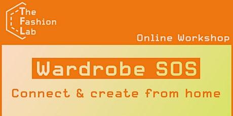 Wardrobe SOS - Online Workshop tickets
