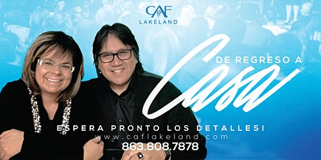 Copy of Iglesia Casa de Amor y fe tickets