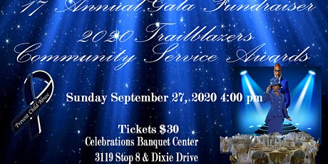 2020 Trailblazers Community Service Awards Gala tickets