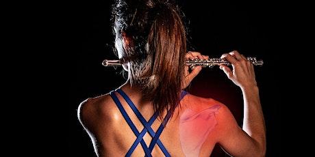 Prevención de Lesiones en Flautistas entradas
