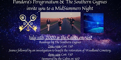 A MidSummers Night at The Cabin on 360 tickets