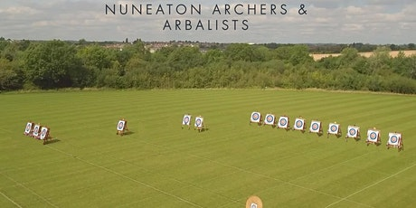 Nuneaton Archers Booking System tickets