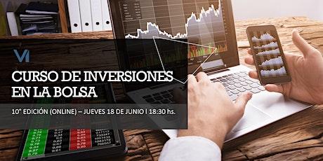 CURSO DE INVERSIONES EN LA BOLSA entradas