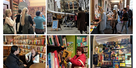 Book Lovers Literary  History of Amsterdam tickets