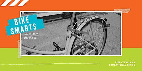 Bike Lock Bike Smarts tickets