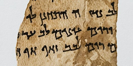 Jewish Scripts Throughout History (6 weeks, Online only with Zoom) tickets
