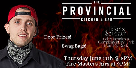 Fire Masters Viewing Party tickets