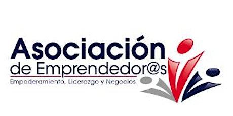 Asociacion de Emprendedor@s  Dinner 'n Learn en Español tickets