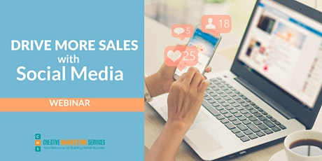 Live Webinar: Drive More Sales & Engagement with Social Media tickets