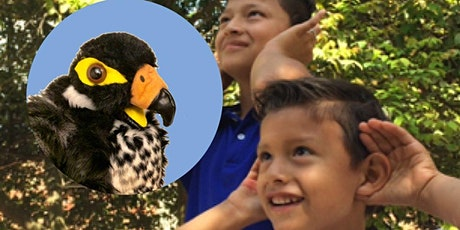 Backyard Bird Language for Families tickets