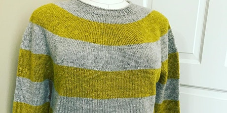 Knit Any Sweater (June) with Ann Konzen tickets