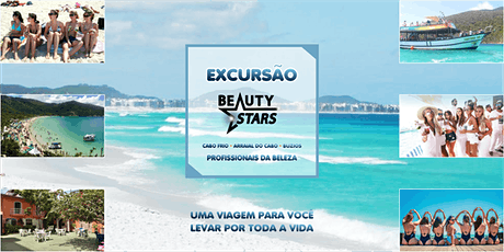 EXCURSÃO BEAUTY STARS billets