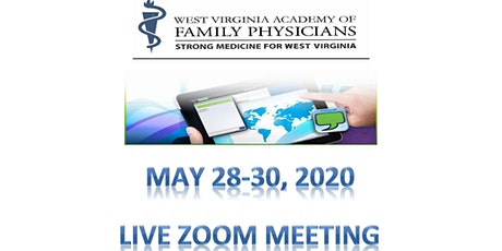 Copy of WVAFP 2020 Scientific Assembly tickets