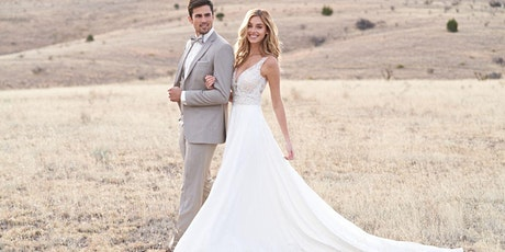 Allure Bridals Fall 2020 Preview Pop-up tickets