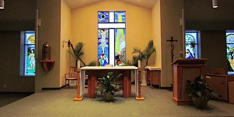 Sunday Mass at Christ Our Saviour, June 7th, 2020 tickets