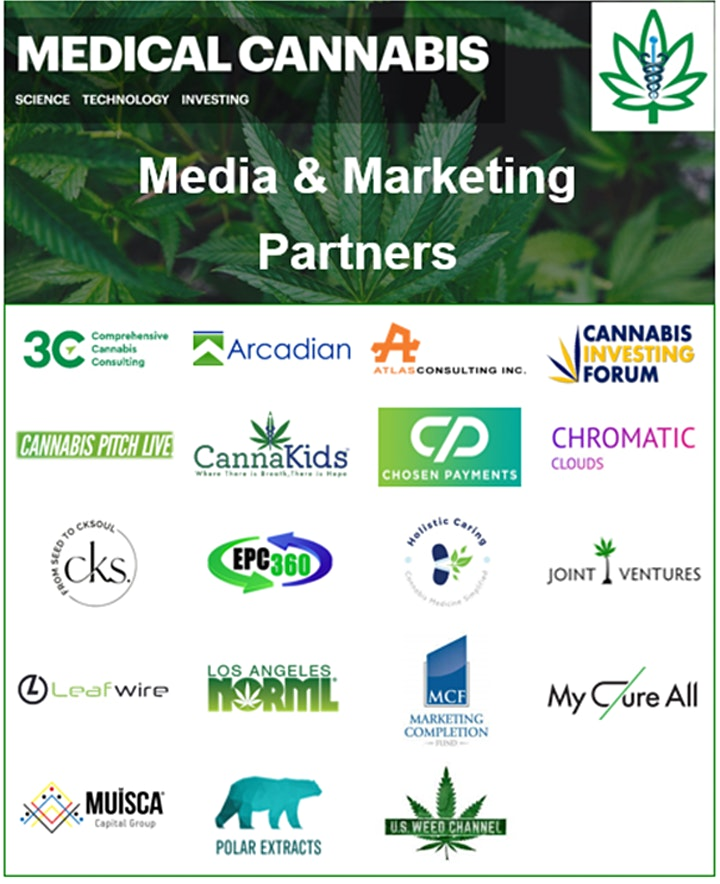 Medical Cannabis Federal Legalization*Insurance Coverage*Research & Funding image