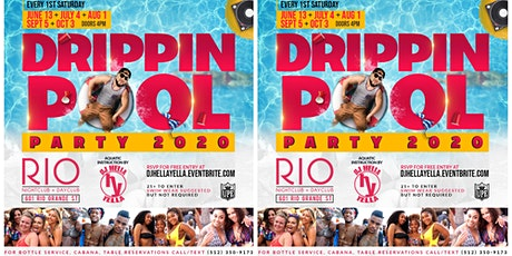 Drippin' Rooftop Pool Party 2k20 tickets