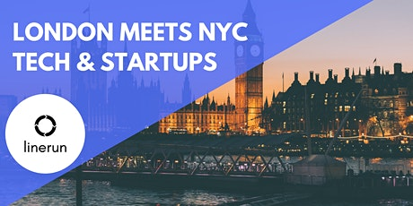 London Meets NYC Tech:  Exploring Future Trends & Opportunities tickets