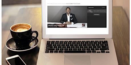 Amplify Your Sales Presentations Webinar - Vincent Phipps tickets