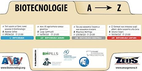 Biotecnologie AZ | 23 Giugno 2020 biglietti