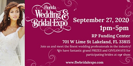 2020 Fall Florida Wedding & Bridal Expo tickets