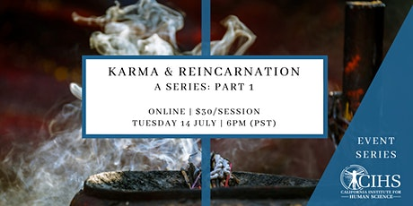 Past-lives, Karma and Reincarnation: A Series tickets