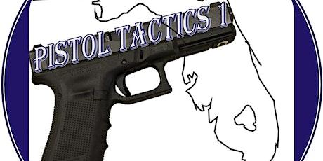 Pistol Tactics 1 tickets