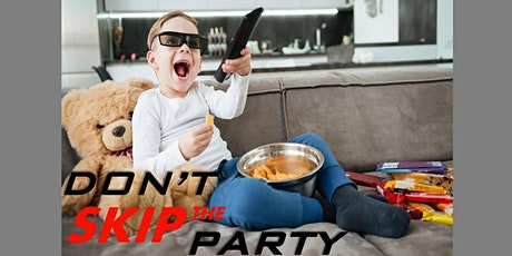 """EVSCSU's """"Don't Skip the Party"""" Party tickets"""