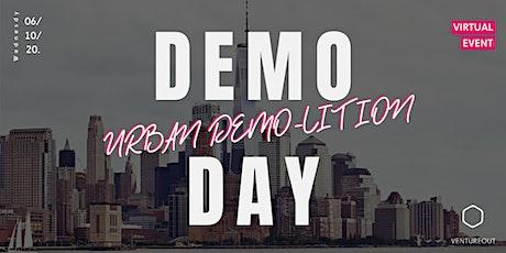 Urban Demo-lition: A Virtual Urbantech Startup Demo Day tickets