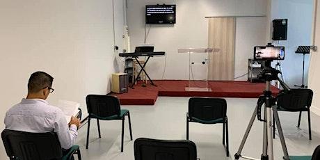 Réserver des places  assises pour le culte dominical de l'église CVC billets