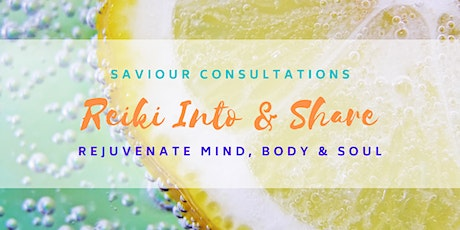 Introduction to Usui Reiki and Share tickets