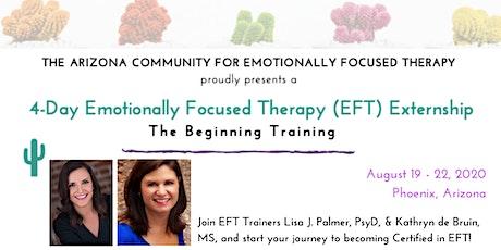 EFT Externship with Trainers Lisa J. Palmer & Kathryn de Bruin tickets